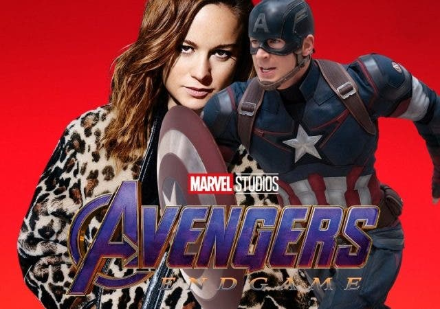 Brie Larson will be Captain America's official replacement in 'Avengers 5'
