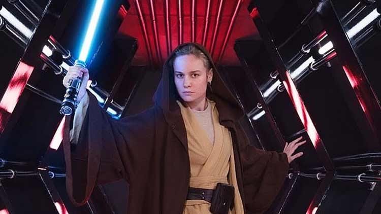 After Captain Marvel, Brie Larson has her eyes on Kevin Feige's Star Wars