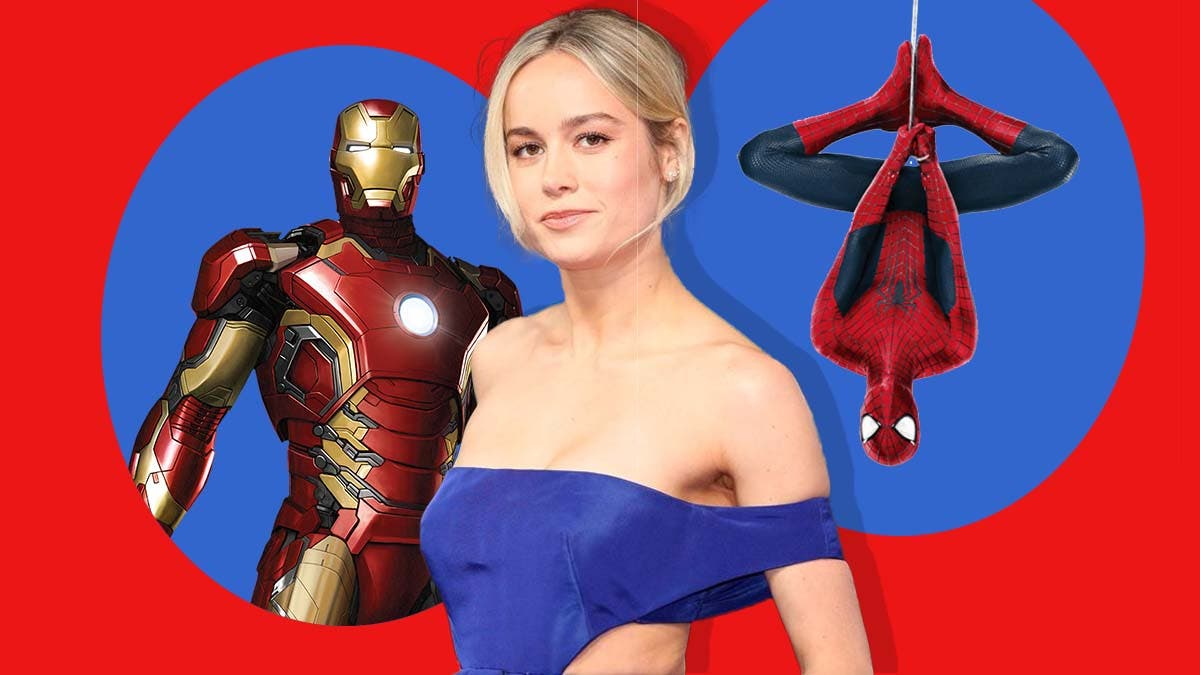 Brie Larson proclaims herself as the strongest Marvel