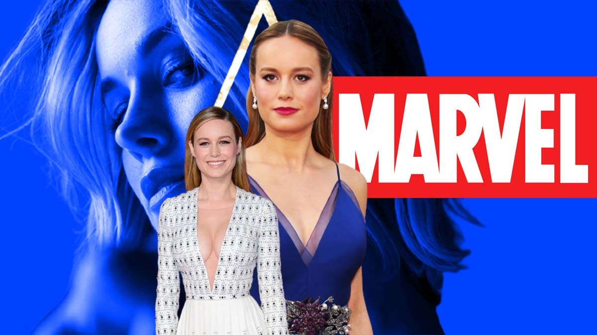 Scared Brie Larson is overpreparing for the Marvels
