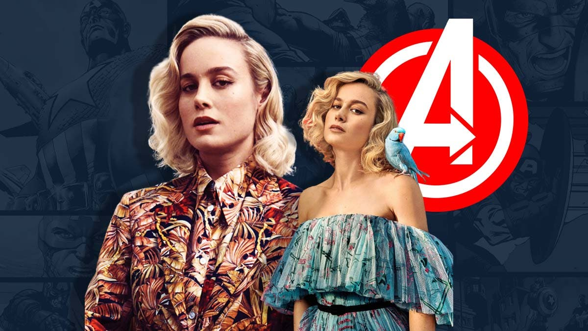The Marvels Brie Larson's Act Is Scaring Her Captain Marvel Co ...