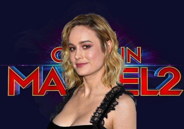 Brie Larson is leaking the script of 'Captain Marvel 2' to keep viewers engaged