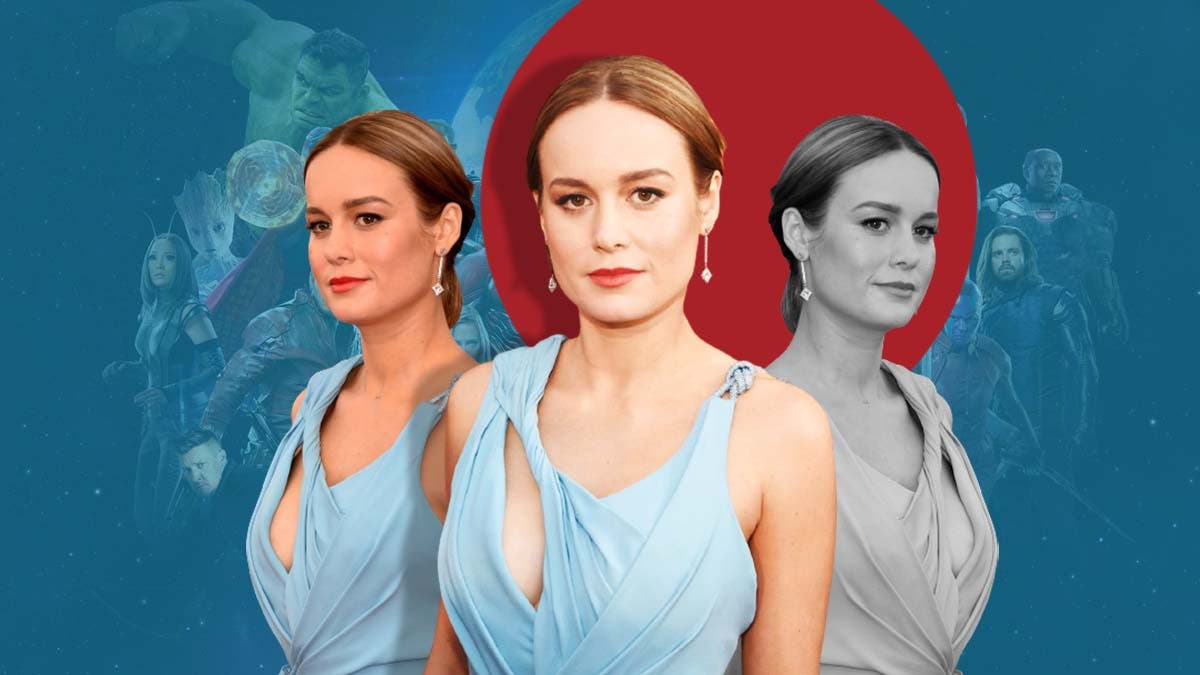 Brie Larson's women-packed 'The Marvels' is going to be MCU's most epic story
