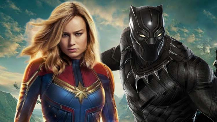 Is Brie Larson coming to Black Panther 2?