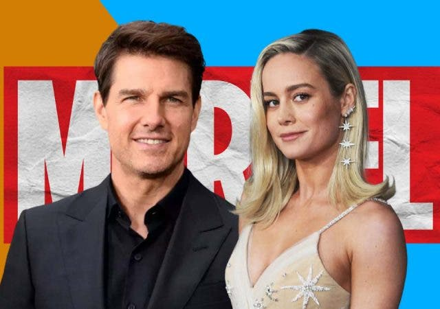 Brie Larson wants to snatch Tom Cruise's role