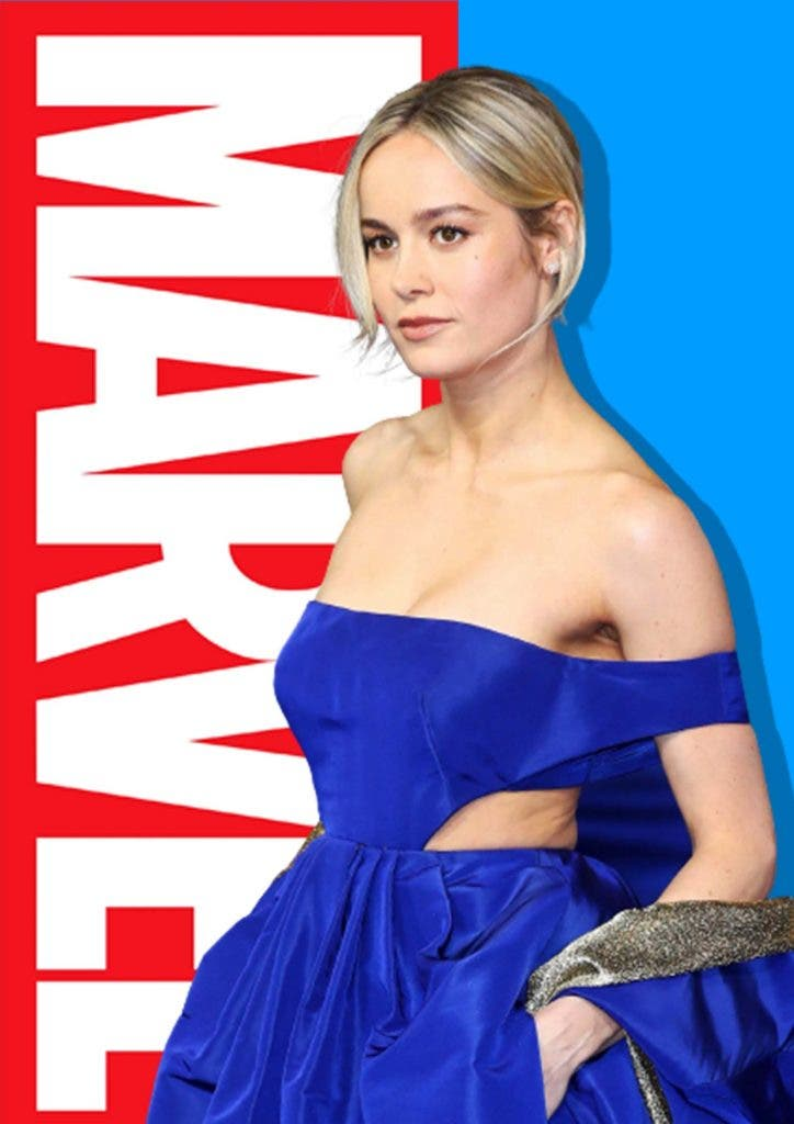 Brie Larson reportedly wants to lead the Marvel Universe