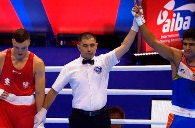 Brijesh-Yadav-Defeats-Maleusz-Goinski-World-Boxing-Championships-Other-Sports-DKODING