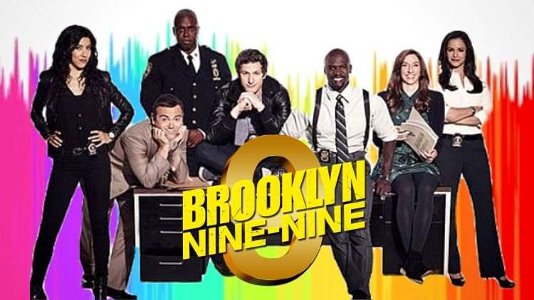 Brooklyn 99 Season 9 DKODING