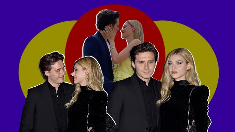 Brooklyn Beckham's Kissing Photos With Nicola Peltz Are Wild