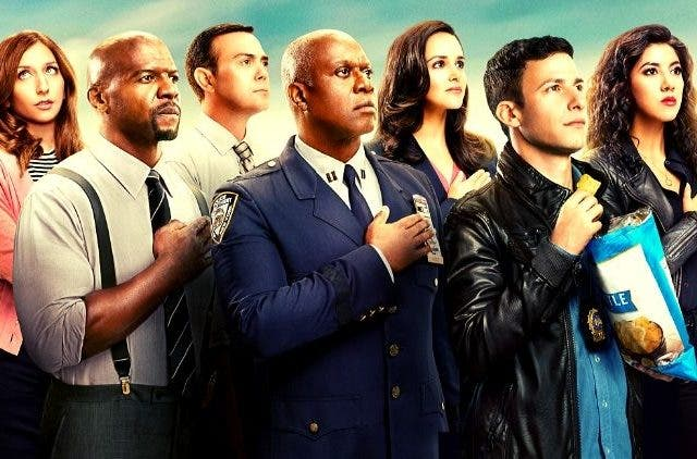 Brooklyn Nine-Nine ROFL Moments DKODING
