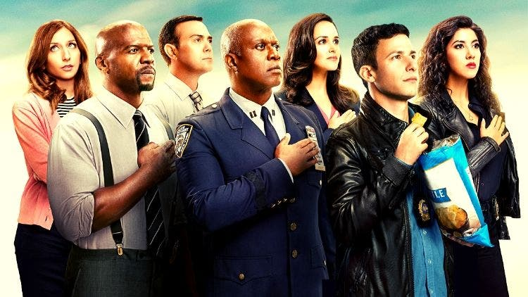 Brooklyn Nine-Nine ROFL Moments