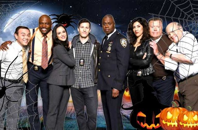 Brooklyn Nine-Nine Halloween Heist Season 7 DKODING