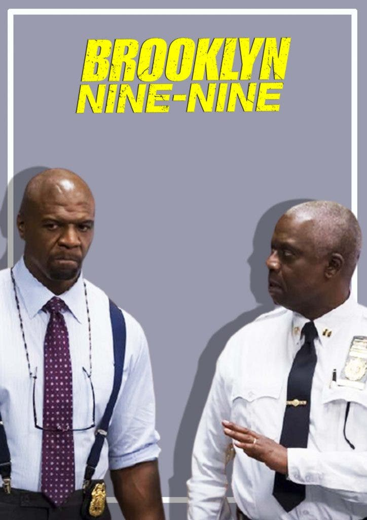 Brooklyn 99's Captain Holt