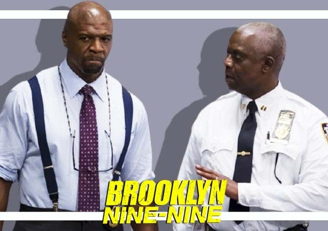 Captain Holt Is Not A Picture Of Perfection