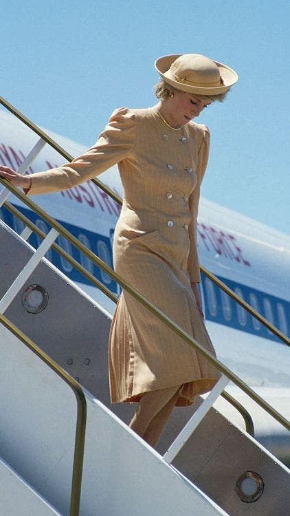 Brown-Coat-Dress-Princess-Diana-Inspired-Fashion-Lifestyle-DKODING