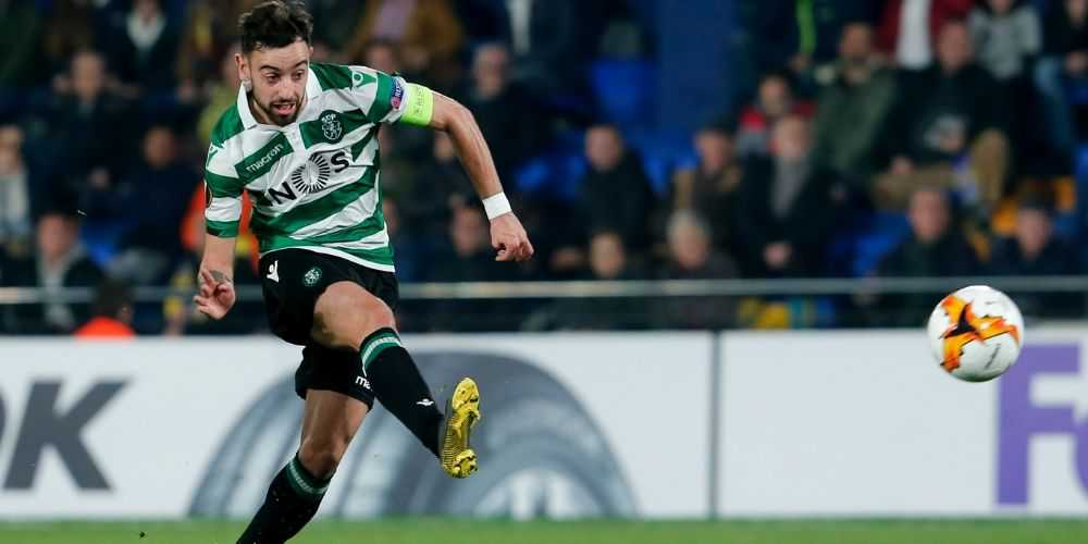 Bruno Fernandes Sporting CP Football Sports DKODING
