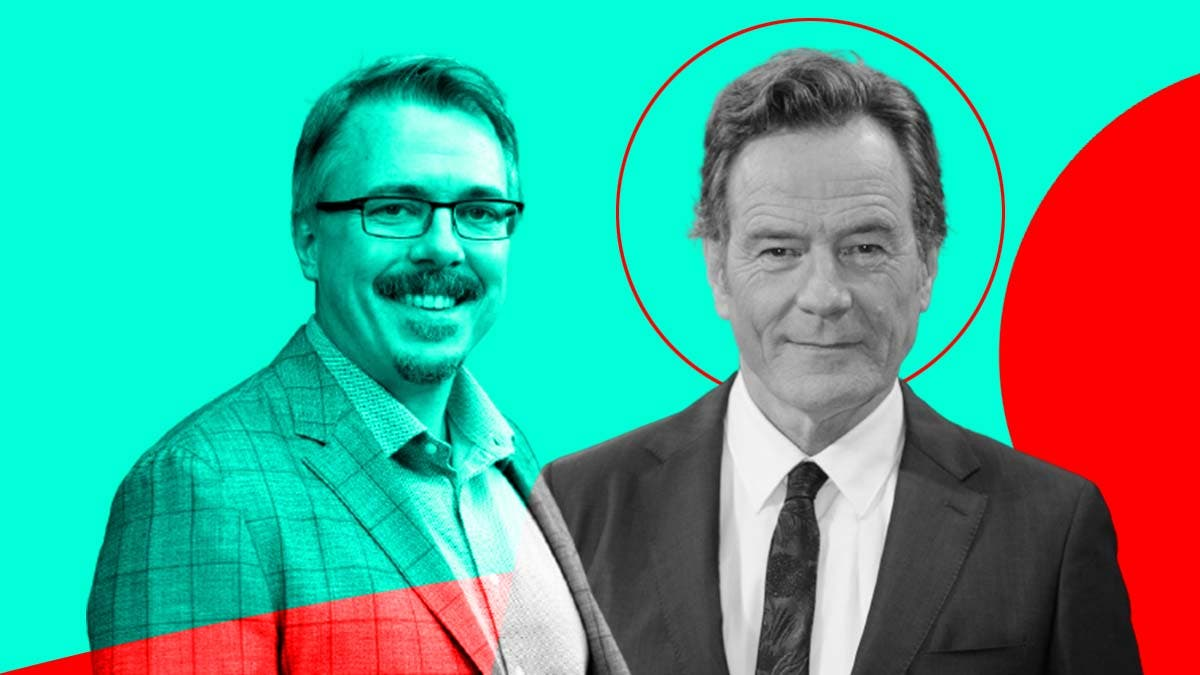 If not for Vince Gilligan, Bryan Cranston would never be in 'Breaking Bad'!
