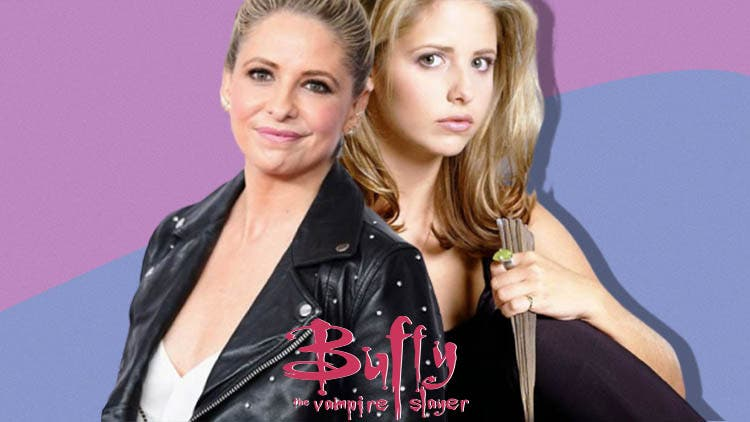 Whatever You Do, Sarah Michelle Geller Will Not Be Buffy Again In Buffy The Vampire Slayer Reboot