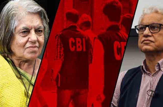 CBI-Raid-ON-Indira-Jaising-Anand-Grover-Videos-DKODING