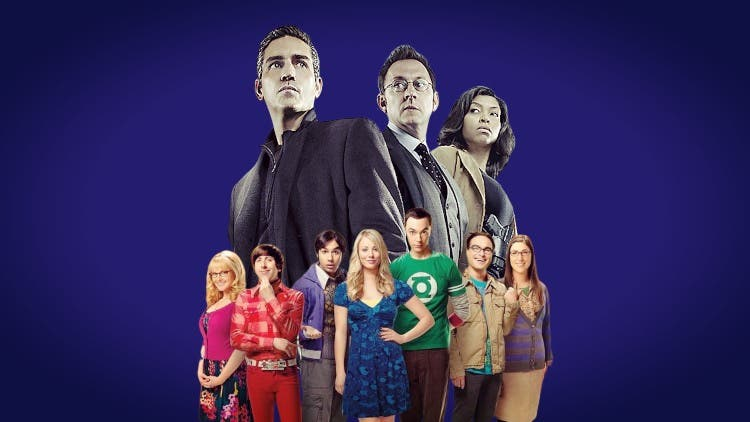 CBS reboots POI and TBBT