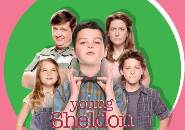 CBS Young Sheldon season 5