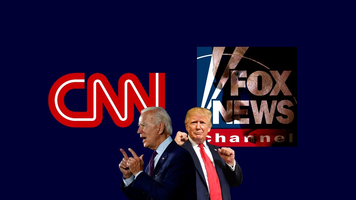 CNN v/s Fox News — Who Is Polarizing American Media?