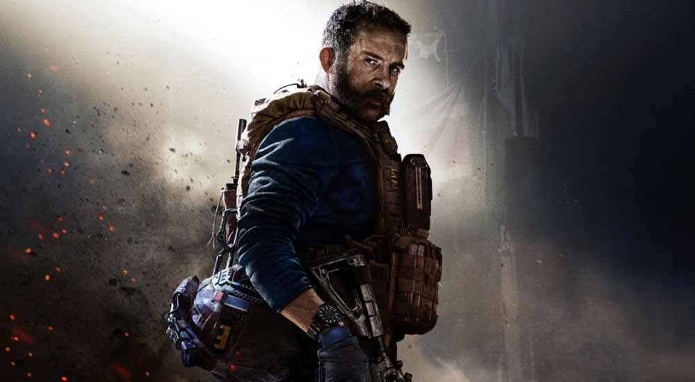 Captain Price returns in the reboot 'Call Of Duty'
