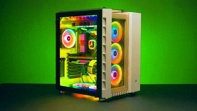 Corsair's latest Smart Case is for the PC Master Race alone