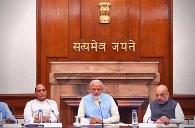 Cabinet-Cears-Pension-Scheme-For-Small-Farmers-Traders-India-Politics-DKODING
