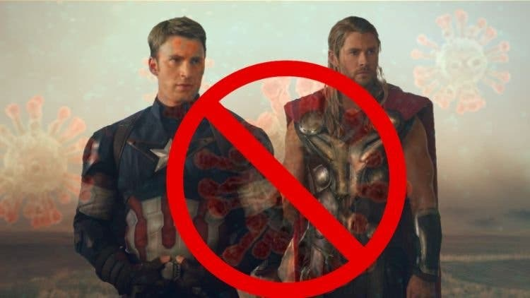 Coronavirus Cancels Captain America And Thor's Mission Boston.