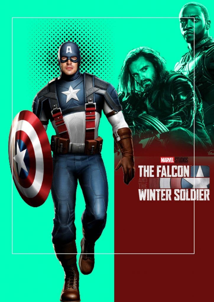The Falcon and the Winter Soldier' hints at the death of Captain America.