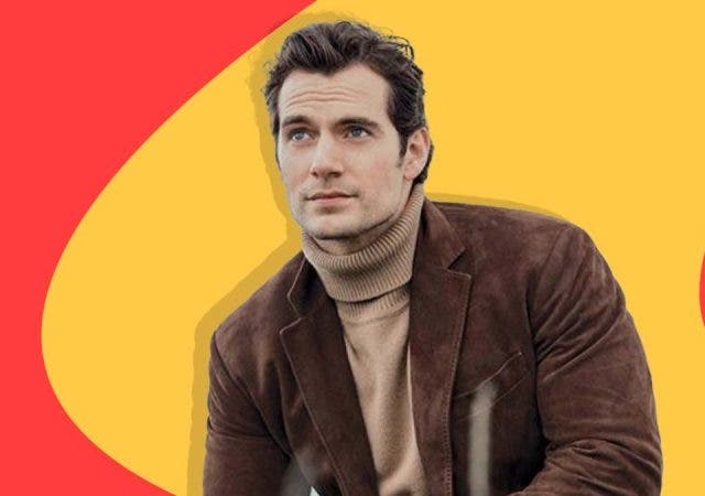Captain Britain Henry Cavill