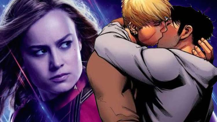 Captain Marvel coming out with gay superhero: Meet Hulkling - DKODING