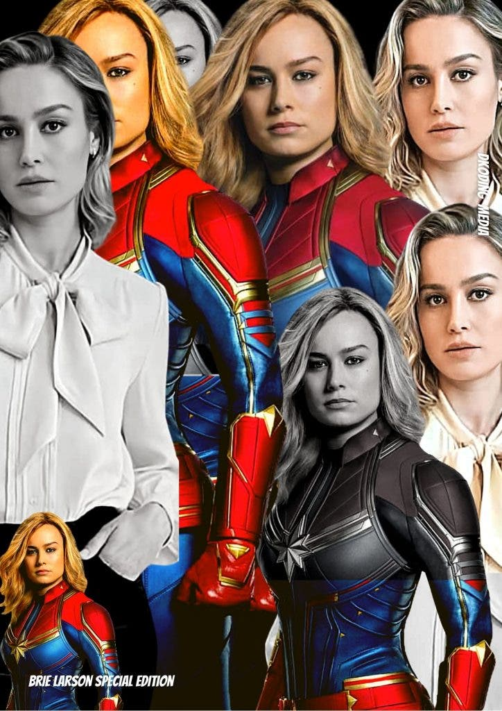 Captain Marvel is no less than a nightmare for Brie Larson
