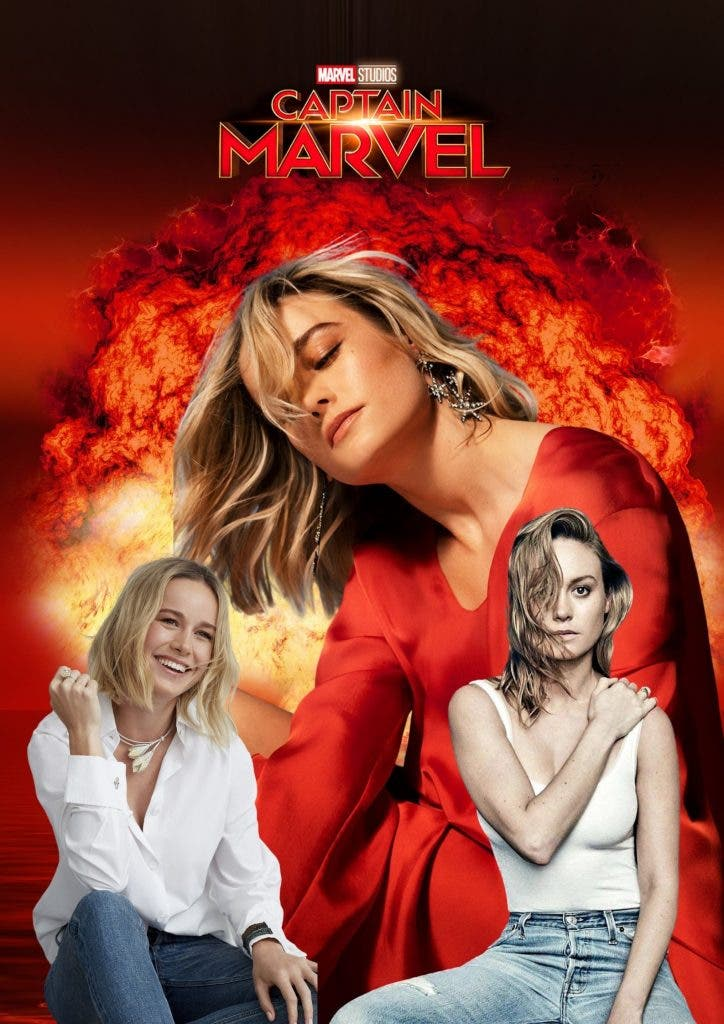 Brie Larson, Captain Marvel, MCU