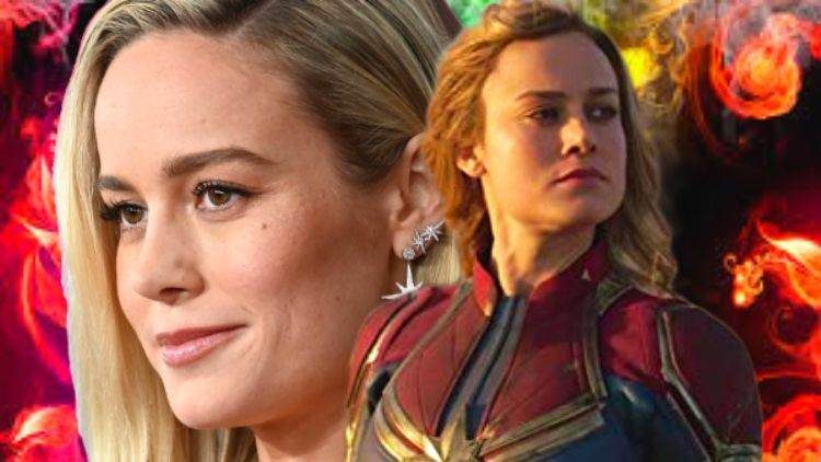 Not Captain Marvel But Everything That Brie Larson Does Is About Saving The World