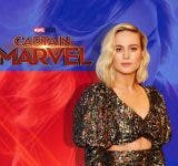 Brie Larson was scared of 'Captain Marvel' producers