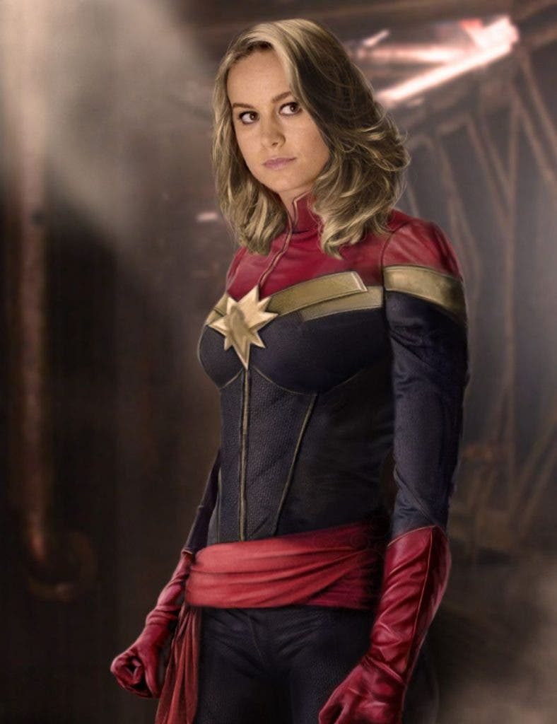 Captain Marvel S Costume Designer Reveals An Everlasting Confusion Dkoding Defending us from those who threaten our freedom, katharine holloway, a captain america for our modern world. costume designer reveals