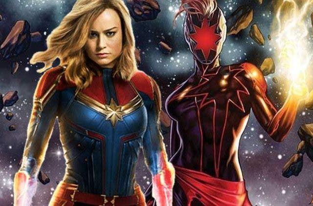 Captain Marvel Kill The Avengers In The Latest Marvel Comic