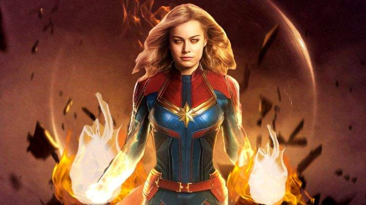 No Avenger Is Safe From Brie Larson's Captain Marvel In MCU Phase 5