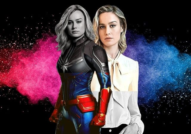 Captain Marvel turned into a nightmare for Brie Larson