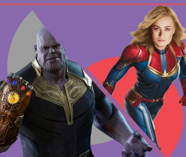 "Brie Larson says that 'Captain Marvel' is the strongest Avenger and that ""Thanos cheated""!"