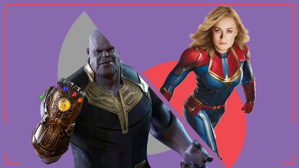 """Brie Larson says that 'Captain Marvel' is the strongest Avenger and that """"Thanos cheated""""!"""