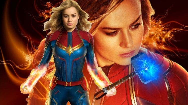 Captain Marvel 2 Will Show Carol Danvers Picking Up Thor's Hammer