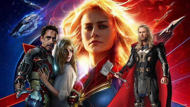 Neither Iron Man 3 Nor Thor 2, Captain Marvel Is The Worst MCU Movie