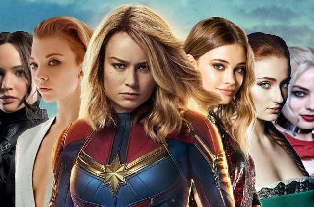 5 Best alternatives of Brie Larson for Captain Marvel 2 Dkoding