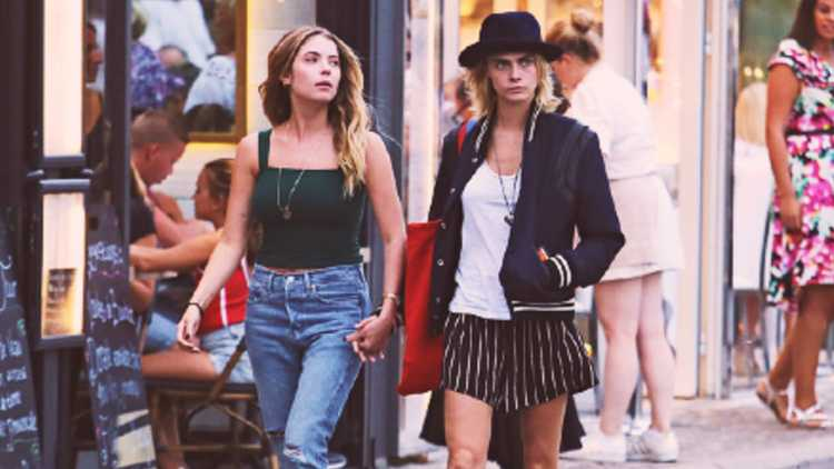 Cara Delevingne 'plans to wed' girlfriend Ashley Benson - DKODING