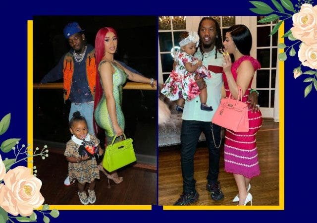 Offset gifts daughter Birkin bag DKODING