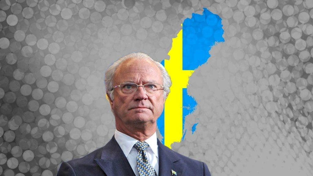 Carl XVI Gustaf, King of Sweden, Richest Heads of States in the World