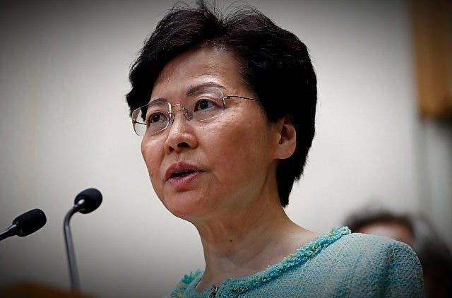 Carrie Lam Global DKODING